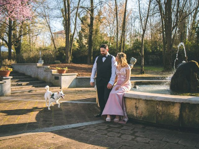 Il matrimonio di Matteo e Dalal a Rho, Milano 221