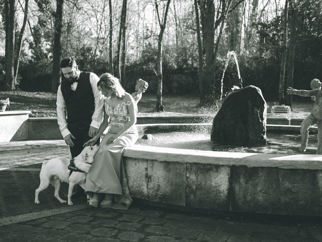 Il matrimonio di Matteo e Dalal a Rho, Milano 222