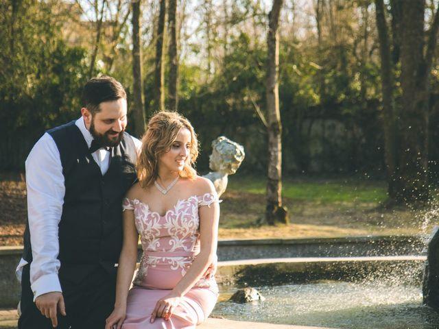 Il matrimonio di Matteo e Dalal a Rho, Milano 223