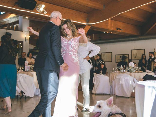 Il matrimonio di Matteo e Dalal a Rho, Milano 228