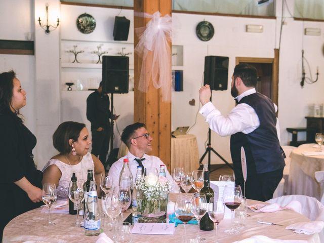 Il matrimonio di Matteo e Dalal a Rho, Milano 230