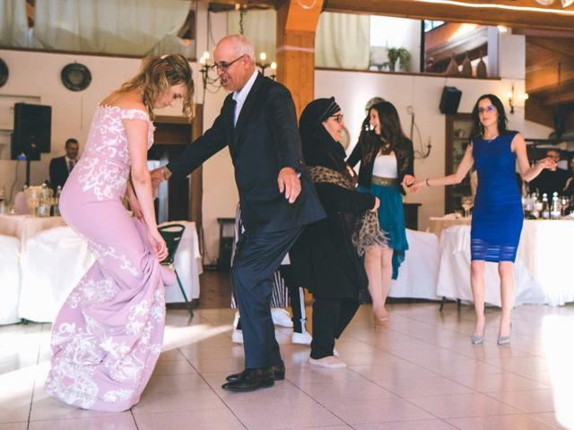 Il matrimonio di Matteo e Dalal a Rho, Milano 234