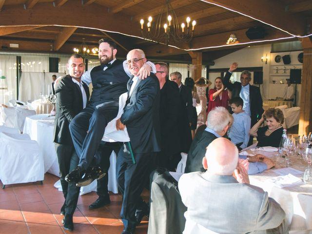 Il matrimonio di Matteo e Dalal a Rho, Milano 247