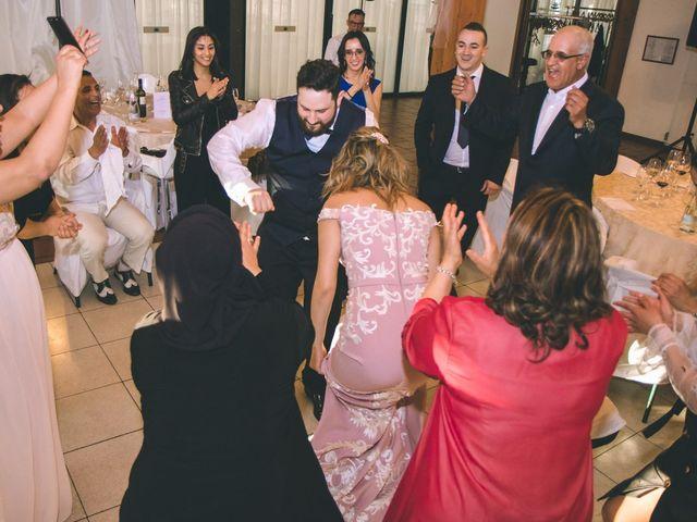 Il matrimonio di Matteo e Dalal a Rho, Milano 253