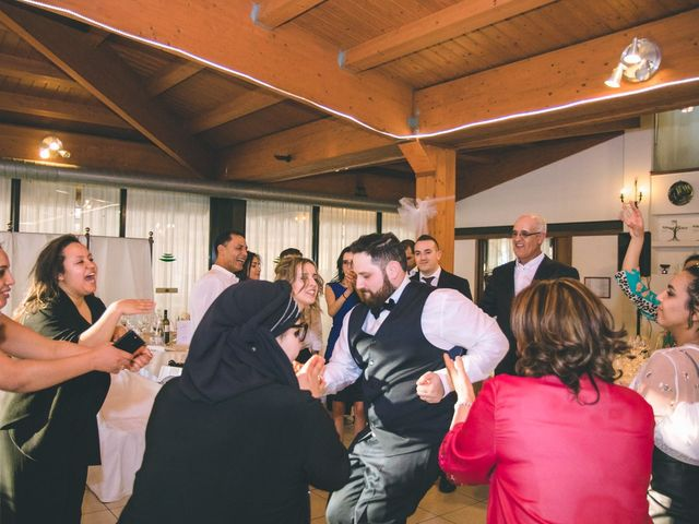 Il matrimonio di Matteo e Dalal a Rho, Milano 254