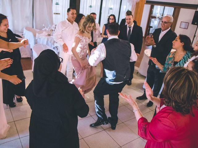 Il matrimonio di Matteo e Dalal a Rho, Milano 255