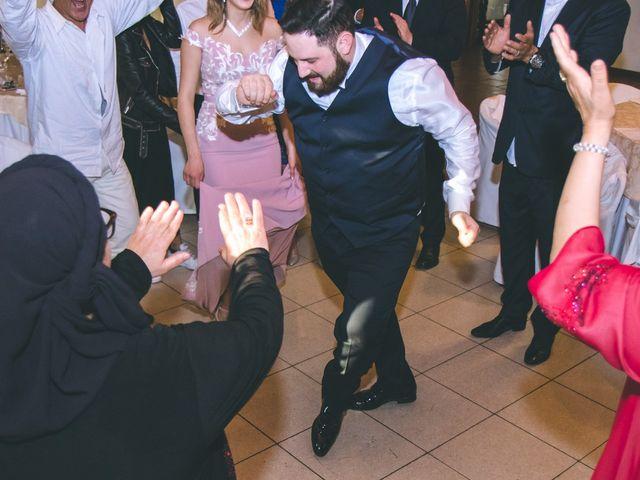 Il matrimonio di Matteo e Dalal a Rho, Milano 256
