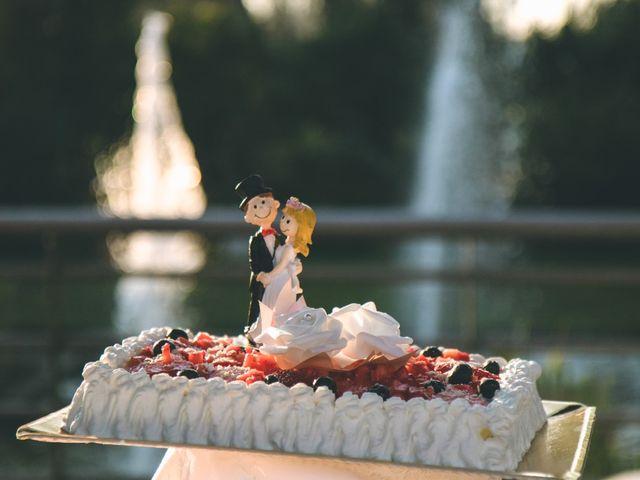 Il matrimonio di Matteo e Dalal a Rho, Milano 259