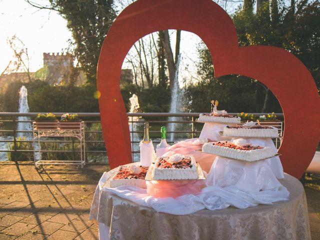 Il matrimonio di Matteo e Dalal a Rho, Milano 261