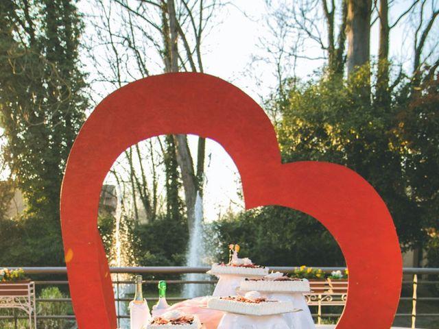 Il matrimonio di Matteo e Dalal a Rho, Milano 262