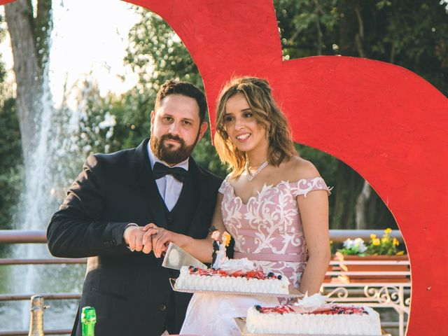 Il matrimonio di Matteo e Dalal a Rho, Milano 263