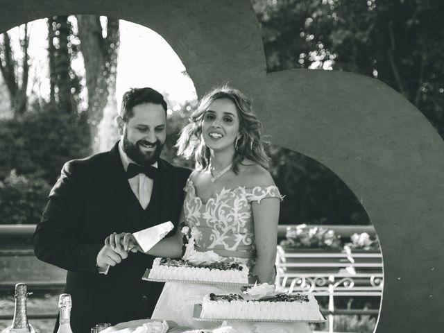 Il matrimonio di Matteo e Dalal a Rho, Milano 265