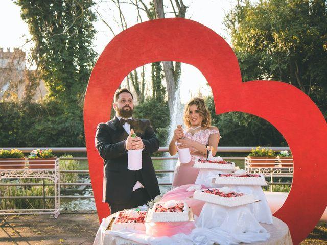 Il matrimonio di Matteo e Dalal a Rho, Milano 266