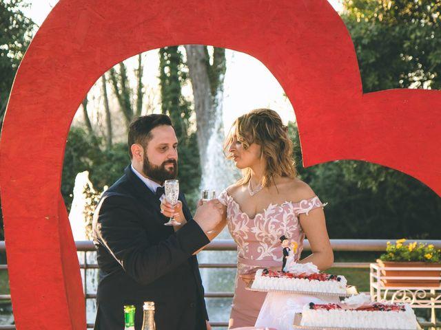 Il matrimonio di Matteo e Dalal a Rho, Milano 267