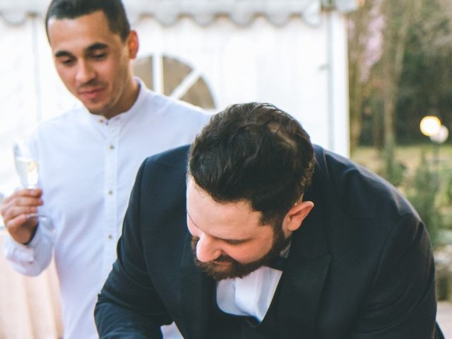 Il matrimonio di Matteo e Dalal a Rho, Milano 274