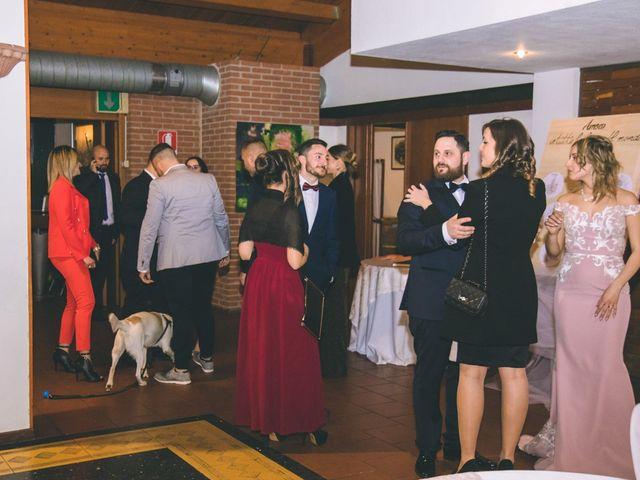 Il matrimonio di Matteo e Dalal a Rho, Milano 285