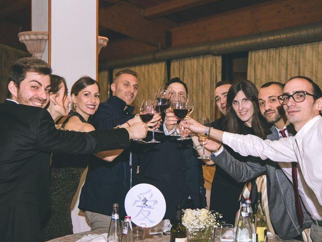 Il matrimonio di Matteo e Dalal a Rho, Milano 298
