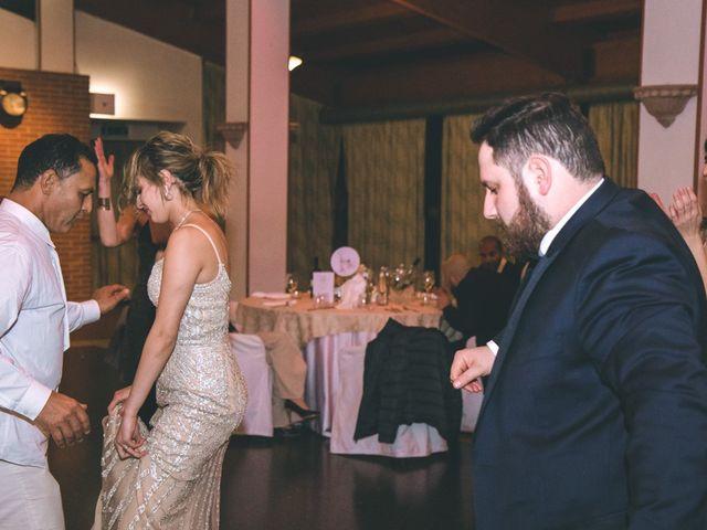 Il matrimonio di Matteo e Dalal a Rho, Milano 310