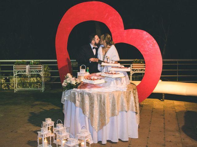 Il matrimonio di Matteo e Dalal a Rho, Milano 323