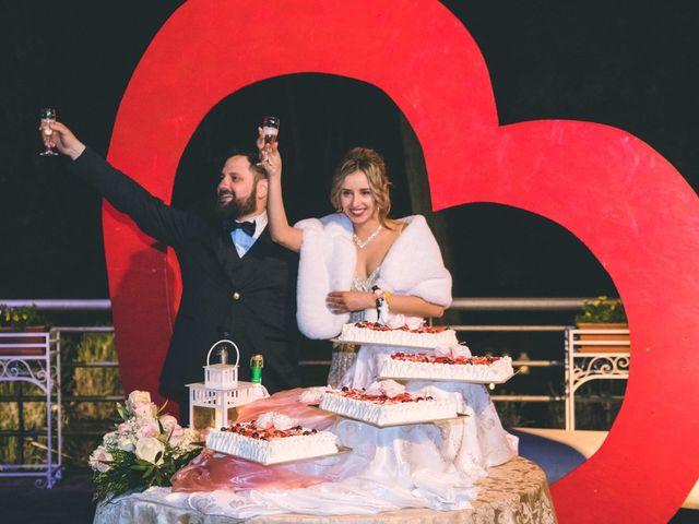 Il matrimonio di Matteo e Dalal a Rho, Milano 325