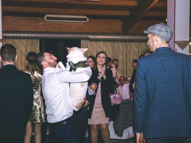 Il matrimonio di Matteo e Dalal a Rho, Milano 336