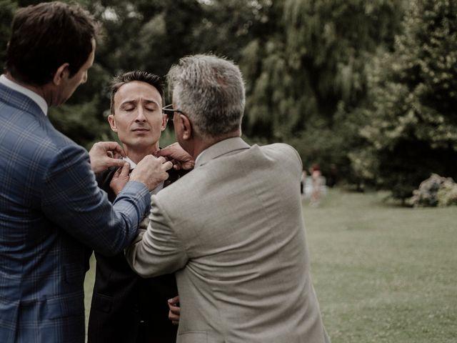 Il matrimonio di Andrea e Giorgia a Monvalle, Varese 38