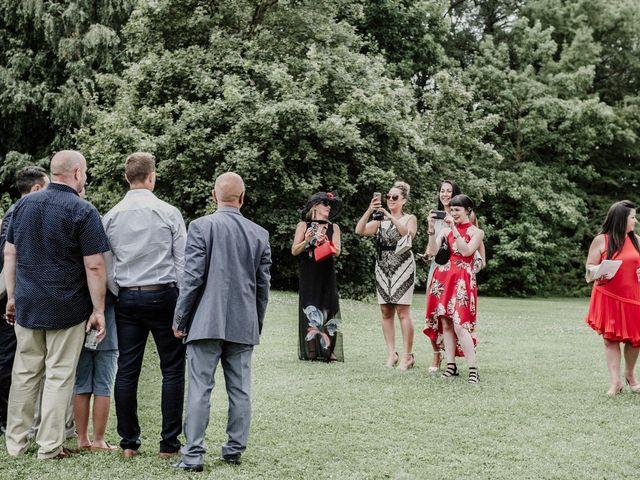 Il matrimonio di Andrea e Giorgia a Monvalle, Varese 39