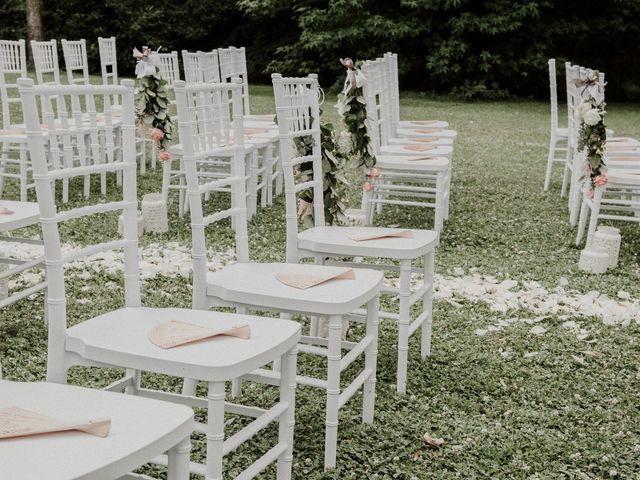 Il matrimonio di Andrea e Giorgia a Monvalle, Varese 41