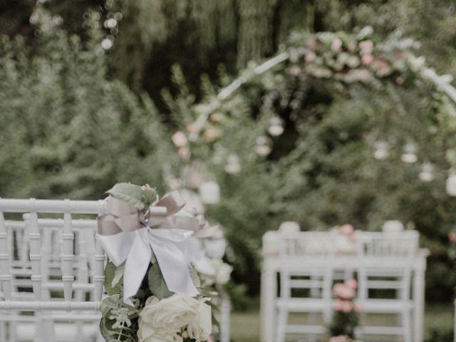 Il matrimonio di Andrea e Giorgia a Monvalle, Varese 47