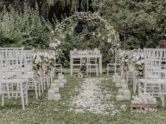 Il matrimonio di Andrea e Giorgia a Monvalle, Varese 48