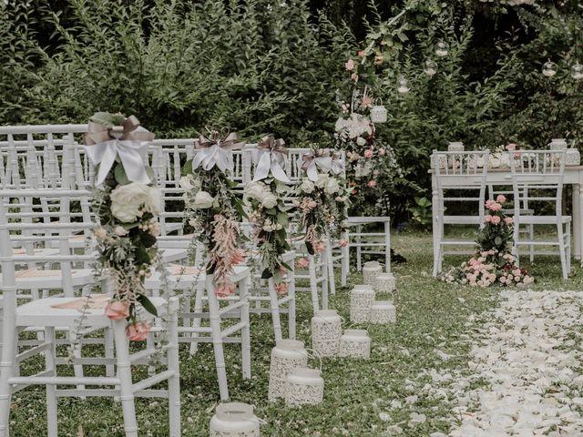 Il matrimonio di Andrea e Giorgia a Monvalle, Varese 51