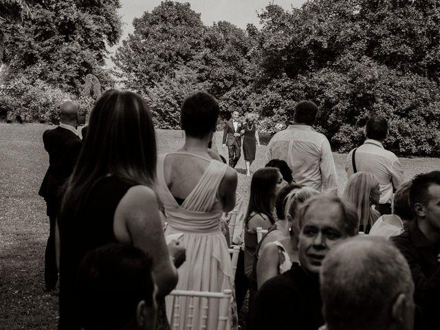 Il matrimonio di Andrea e Giorgia a Monvalle, Varese 52
