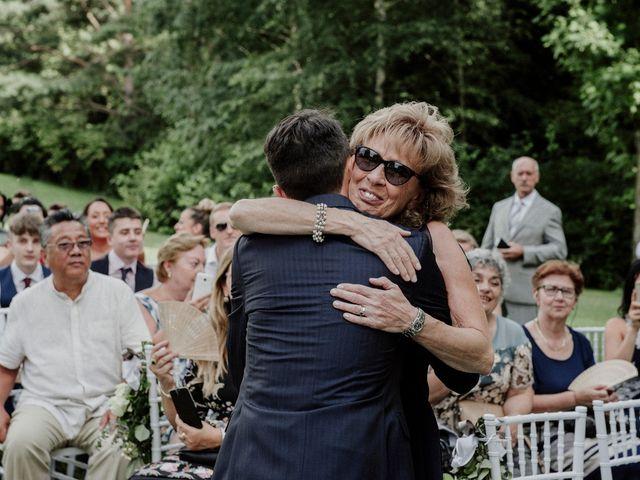Il matrimonio di Andrea e Giorgia a Monvalle, Varese 54