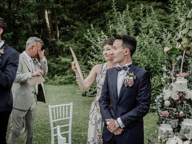 Il matrimonio di Andrea e Giorgia a Monvalle, Varese 55