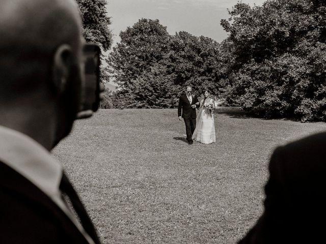 Il matrimonio di Andrea e Giorgia a Monvalle, Varese 56