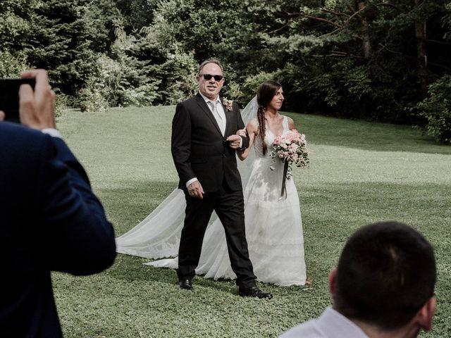Il matrimonio di Andrea e Giorgia a Monvalle, Varese 58