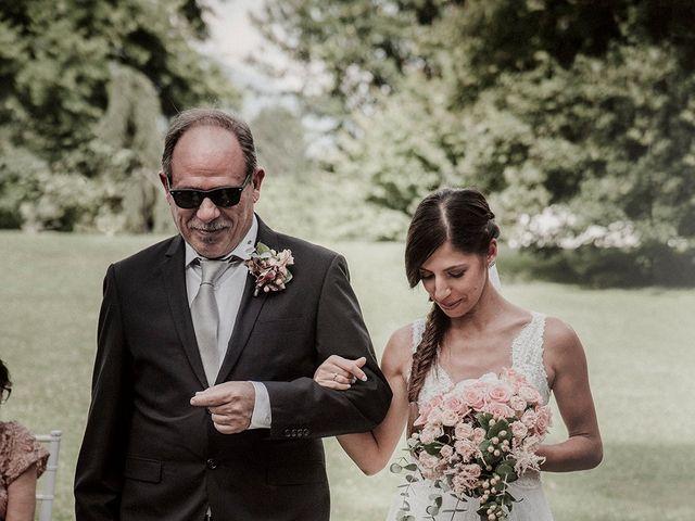 Il matrimonio di Andrea e Giorgia a Monvalle, Varese 59
