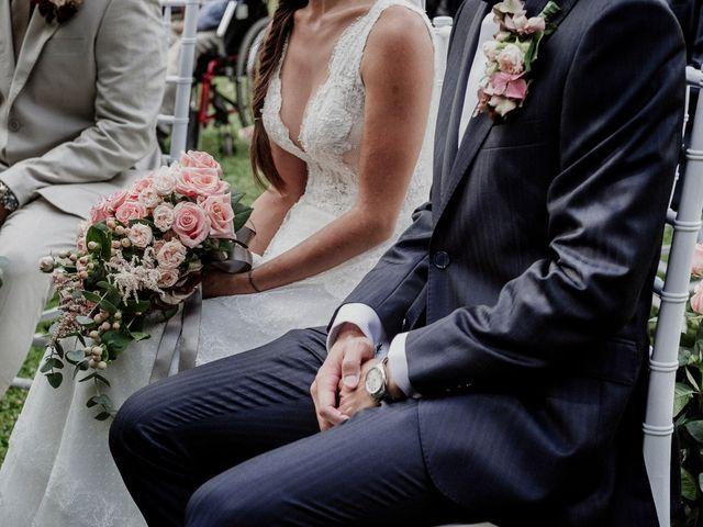 Il matrimonio di Andrea e Giorgia a Monvalle, Varese 60