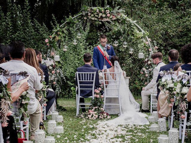 Il matrimonio di Andrea e Giorgia a Monvalle, Varese 61