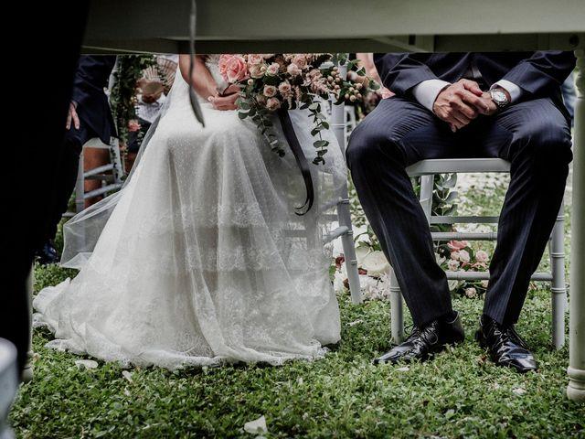 Il matrimonio di Andrea e Giorgia a Monvalle, Varese 62