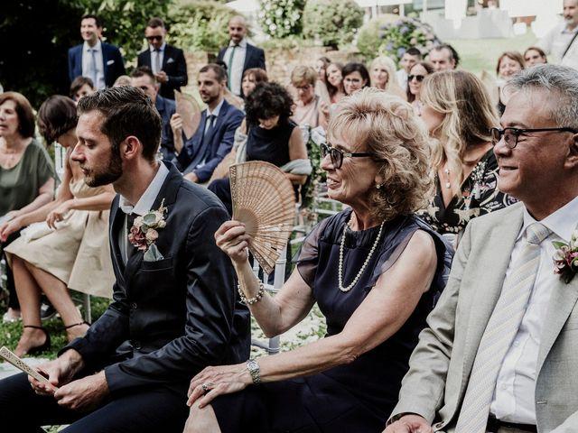Il matrimonio di Andrea e Giorgia a Monvalle, Varese 64