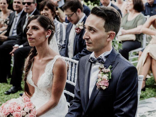 Il matrimonio di Andrea e Giorgia a Monvalle, Varese 65