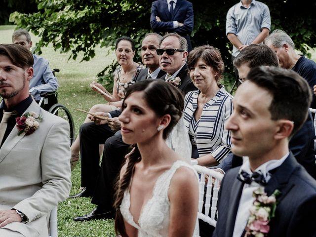 Il matrimonio di Andrea e Giorgia a Monvalle, Varese 66