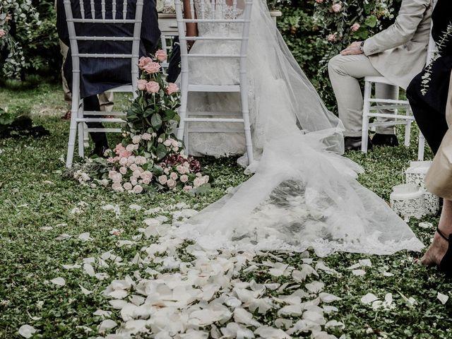 Il matrimonio di Andrea e Giorgia a Monvalle, Varese 67