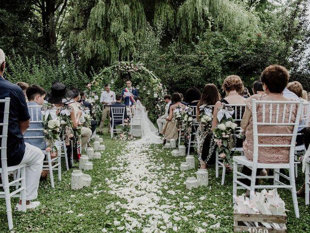 Il matrimonio di Andrea e Giorgia a Monvalle, Varese 71