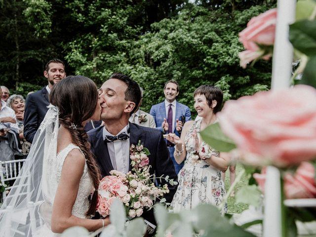 Il matrimonio di Andrea e Giorgia a Monvalle, Varese 76
