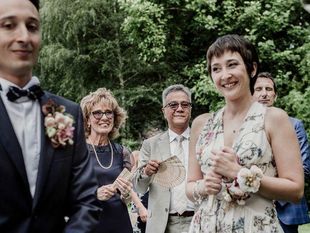 Il matrimonio di Andrea e Giorgia a Monvalle, Varese 77