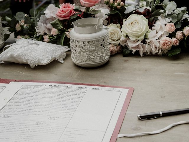 Il matrimonio di Andrea e Giorgia a Monvalle, Varese 81