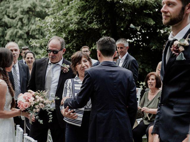 Il matrimonio di Andrea e Giorgia a Monvalle, Varese 82
