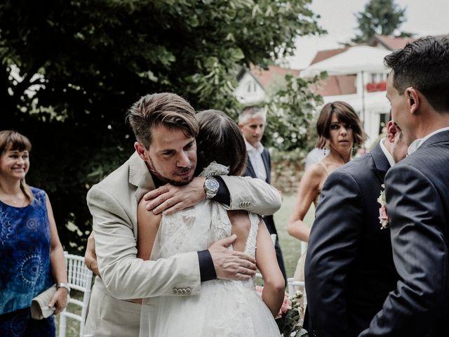 Il matrimonio di Andrea e Giorgia a Monvalle, Varese 83